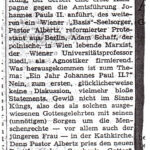 1979 Die Presse, Geschenk Gottes
