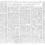 1980 WZ Erkenntnisprozess