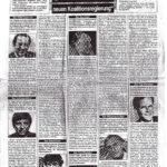 1987 Kurier, Die Besten Köpfe Österreichs