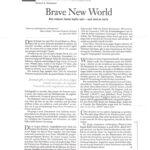 2005 Profil-Nr 38 Gansterer Brave New World